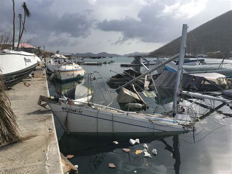 bvi charter yacht society boat show bvi tourism product takes 3 billion hit from irma