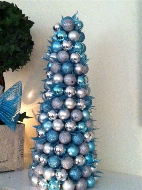 ornament ball tree small ornaments glued   styrofoam