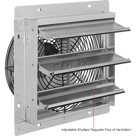 industrial exhaust fan with shutter exhaust fans ventilation exhaust fans shutter