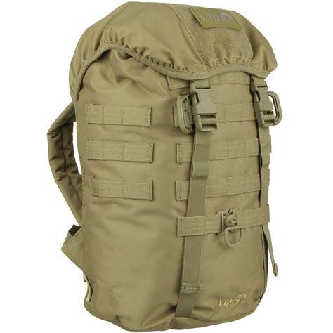 army webbing backpack viper garrison pack 35l webbing backpack tactical