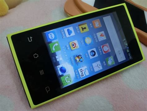 baidu android baidu s new android phone looks a lot like lumia winsource