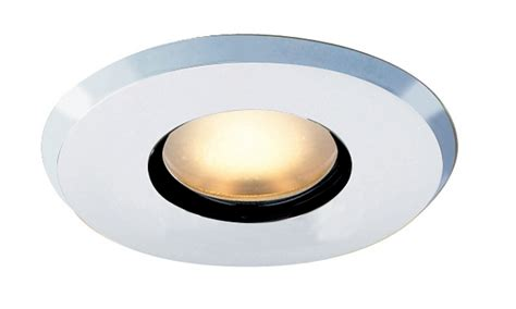 lights suitable for bathrooms searchlight 802wh downlighters 1 light white shower
