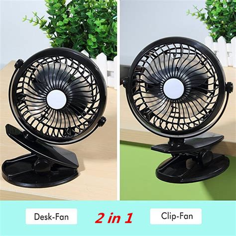 usb powered desk fan mini clip on usb powered fan strong airflow