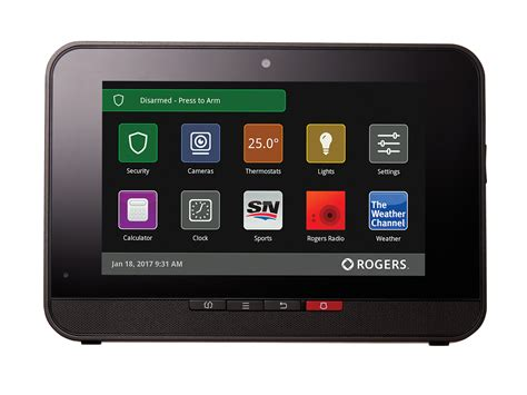 rogers smart home monitoring