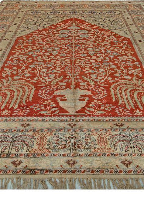 Turkish Silk Rugs by Antique Rugs Antique Turkish Silk Rug Bb5477