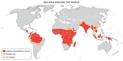 malaria map world malaria day