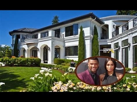 russell wilson house russell wilson ciara s house 2017 youtube