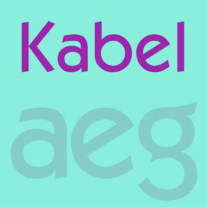 Kabel Itc kabel itc flipfont android apps on play