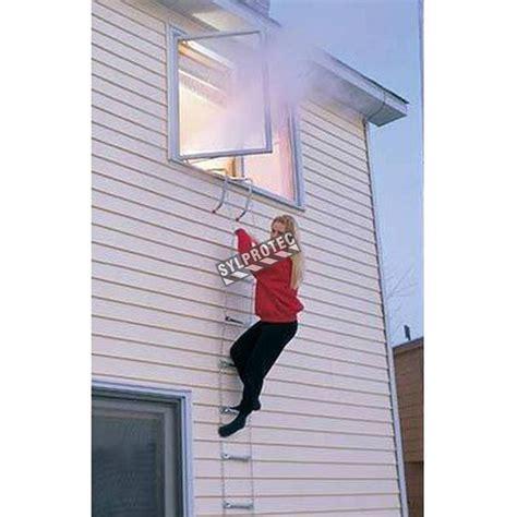 2 meters feet kidde emergency escape ladder 4m 13 ft for 2 storey