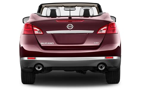 nissan suv back 2011 nissan murano crosscabriolet reviews and rating