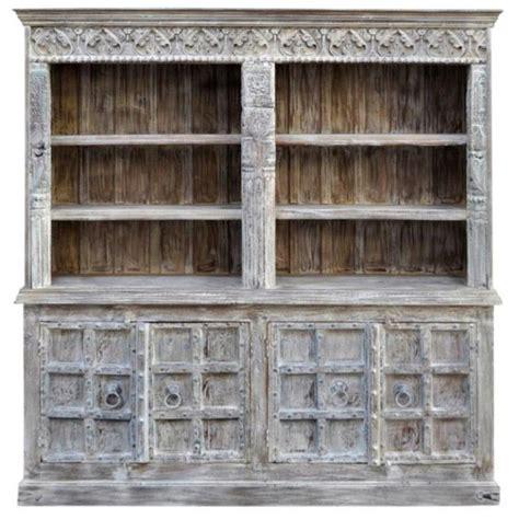 libreria orientale libreria orientale legno di mango industrial shabby chic