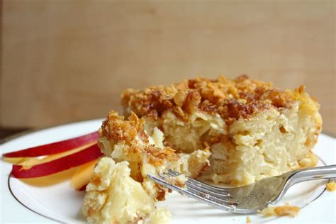 cottage recipes sweet cottage cheese noodle kugel recipe