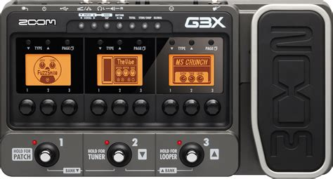 Harga Acoustic Simulator zoom g3x guitar effect simulator recommendations of