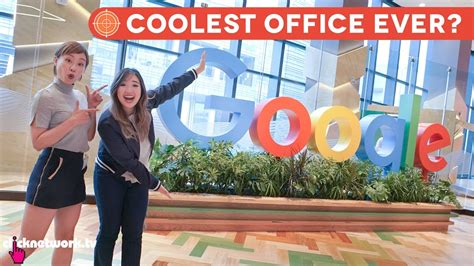 google office tour coolest office ever google office tour hype hunt