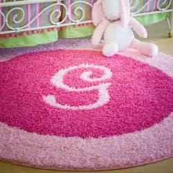 runder teppich kinderzimmer custom personalized border rug and nursery