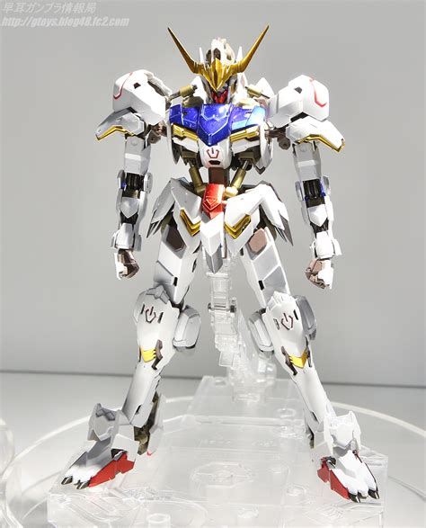 Barbatos Gundam by Gundam Hi Resolution Model Gundam Barbatos Gunpla