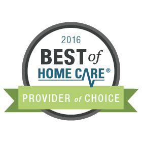 2016 best of home care award winners home care pulse
