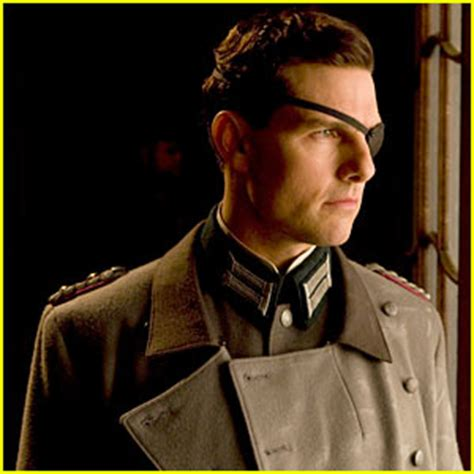 Look At Tom Cruise In Valkyrie by Tom Cruise New Valkyrie Stills Tom Cruise Just Jared
