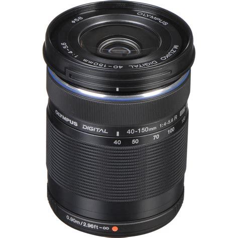 m zuiko olympus m zuiko digital ed 40 150mm f 4 5 6 r lens