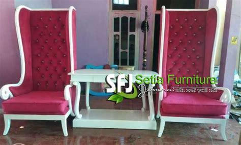 Jual Wing Chair Mahoni Kaskus sofa elang wing chair setia furniture jepara