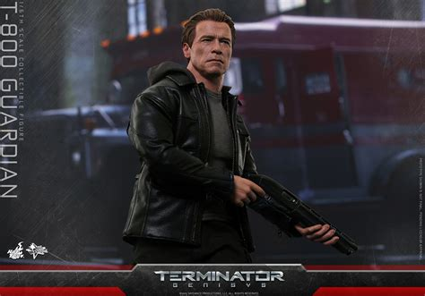 Toys Terminator Genisys T 800 Guardian Battle Damaged 1 6 toys terminator genisys t 800 guardian plastic and