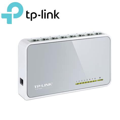 Dijamin Tp Link 8 Port 10 100mbps Desktop Switch Tl Sf1008d tp link 8 port 10 100mbps mini desktop switch sf1008d nb plaza