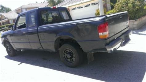 purchase used 1995 ford ranger xl extended cab 2