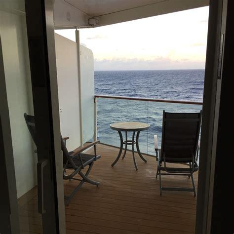 Balcony Cabin 7206 on Celebrity Reflection, Category 1A