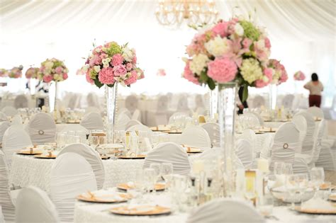wedding reception decorating on decorations with