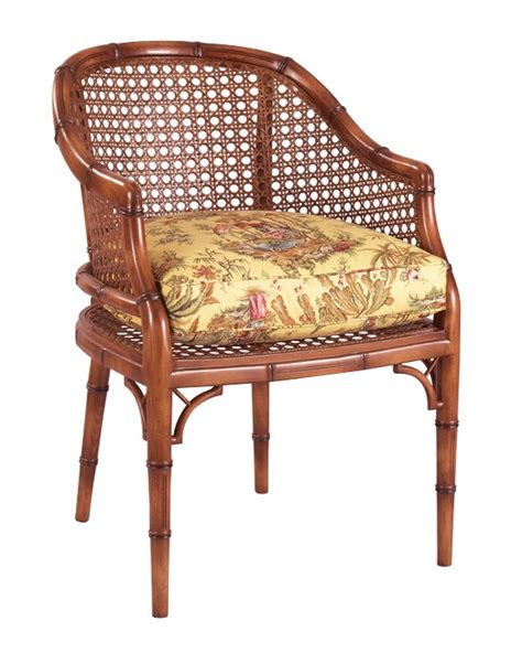 Bamboo Chair Cushion by Caned Bamboo Chair Minus The Cushion Home Axs