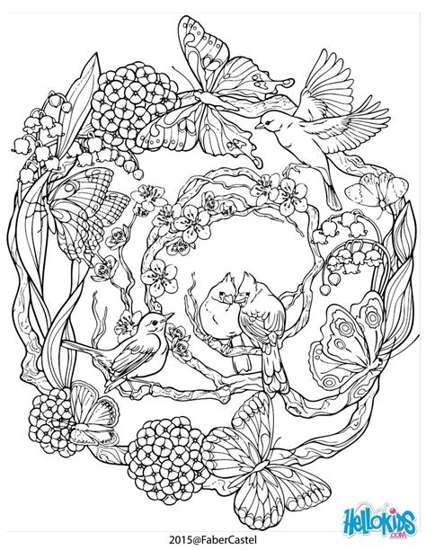 nature mandalas coloring book design originals coloriage mandala 224 motifs naturels coloring pages 4