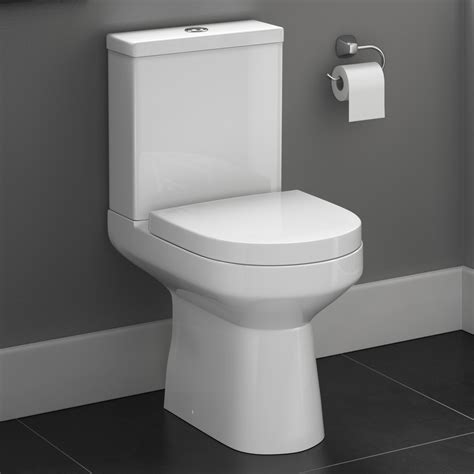 toilet and bathtub backing up toilet wc close coupled pan bathroom cloakroom soft close
