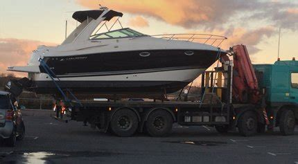 boat transport poole dorset boat haulage in dorset and across the uk