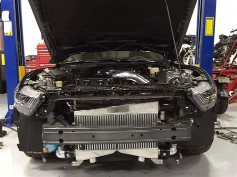 on3 turbo mustang 2015 2016 mustang gt 5 0 4v turbo system