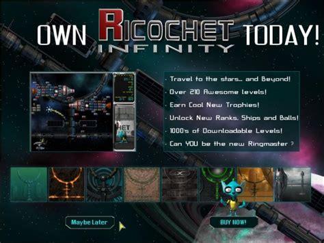 ricochet infinity free ricochet free version free backupersem