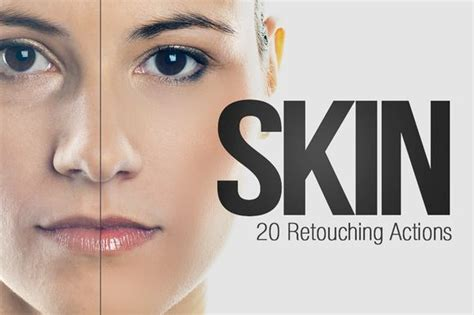 skin   retouching actions adobe freckles
