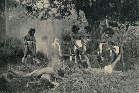 I Am A Cannibals file a cannibal feast in fiji 1869 1898 jpg wikimedia