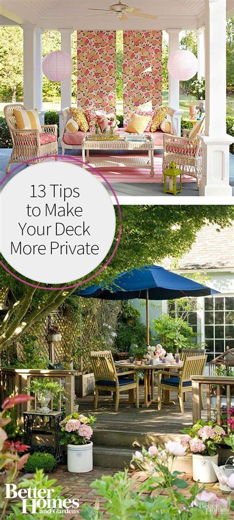 how to create privacy in your backyard 1000 images about bhg s best garden ideas on pinterest