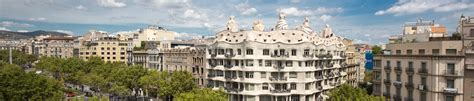 gaudi casa mila la pedrera obra d total gaud 237 a barcelona