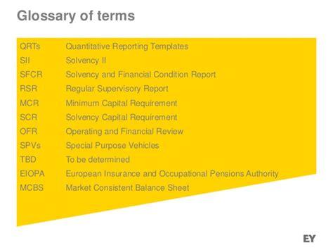 insurance preparing for solvency ii pillar 3