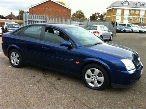 opel vectra 2005 used blue vauxhall vectra 2005 diesel 1 9 cdti 16v life