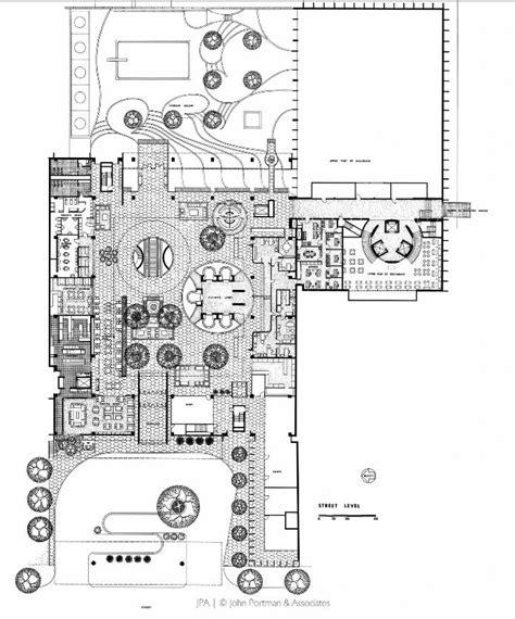 hyatt regency atlanta floor plan hidden architecture hyatt regency atlanta