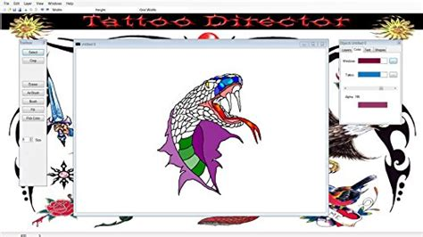 free tattoo creator program tattoo design software create your own custom designs