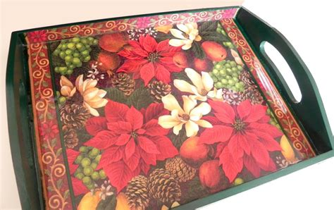 Decoupage Tutorial Wood - sybillinartnews wood tray decoupage tutorial