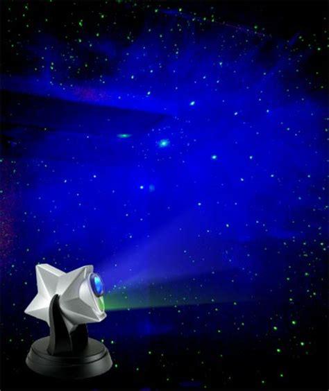 Home Planetarium Projector Laser Twilight Stars Projector Thinkgeek