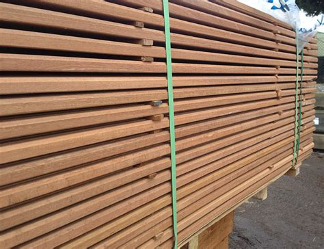 yellow balau tropical hardwood decking decking boards yellow balau is a highly durable and heavy