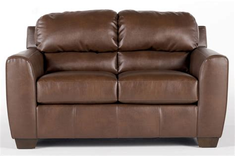 durablend sofa bark durablend leather loveseat