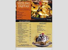 Online Menu of Yucatan Mexican Restaurant Restaurant ... Arby's
