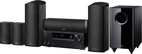 onkyo ht  home cinema av receiver speaker package