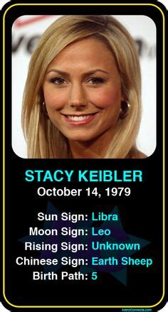 stacy keibler birth chart 1000 images about famous libras on pinterest libra